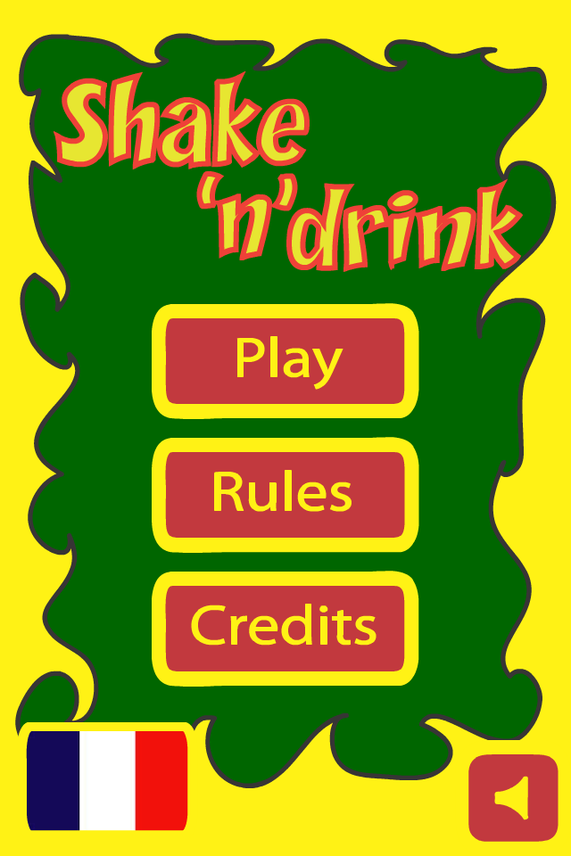 Screenshot Shake'n'Drink