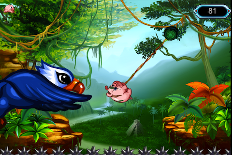 Screenshot e-Pig Rope
